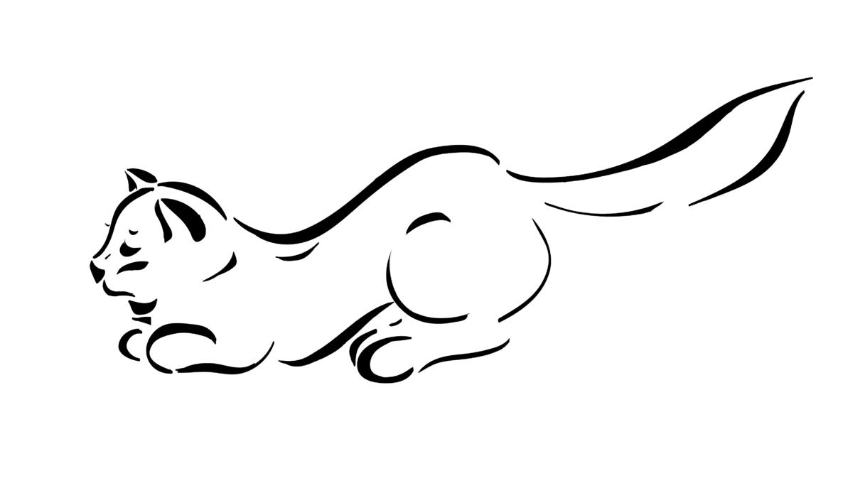Idee per un tatuaggio con un gatto