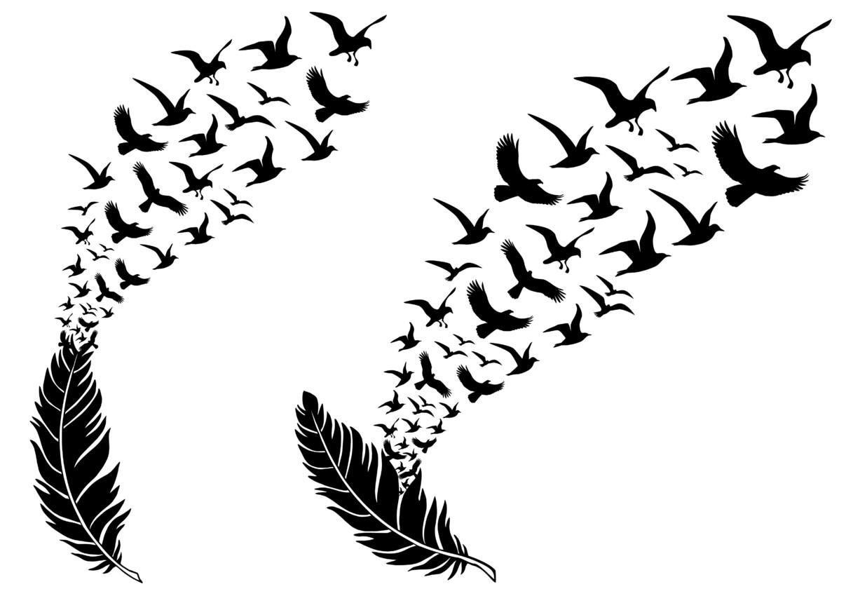 Tatuaggio sulla libertà
