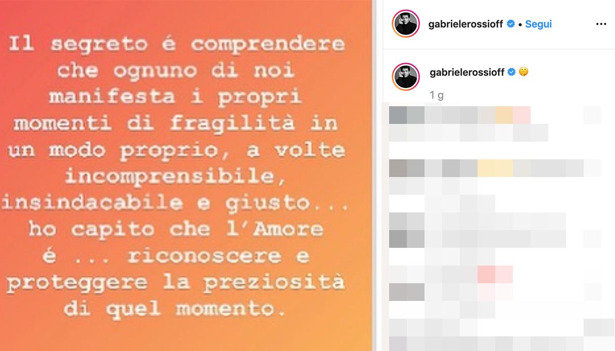 Gabriele Rossi Instagram