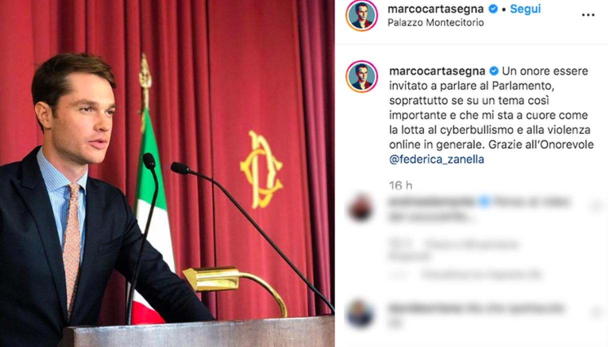 Marco Cartasegna Instagram