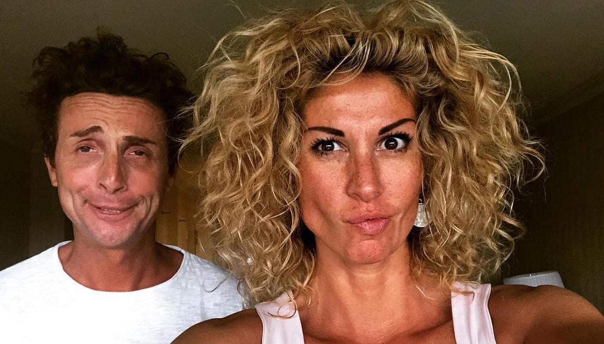Michela Sturaro e Angelo Pintus