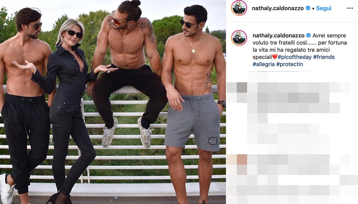 Nathaly Caldonazzo Instagram