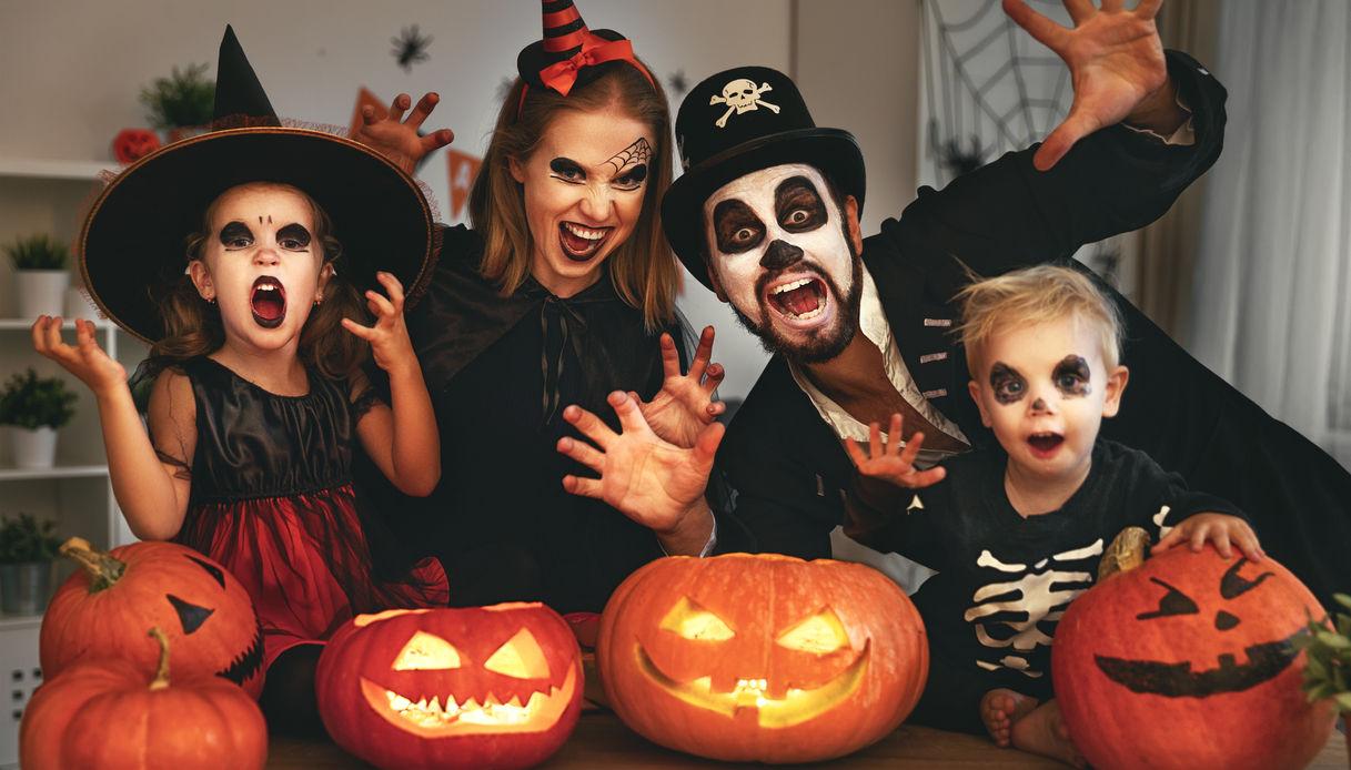 Addobbi Tavola Per Halloween halloween: 10 idee per una serata da brividi | dilei