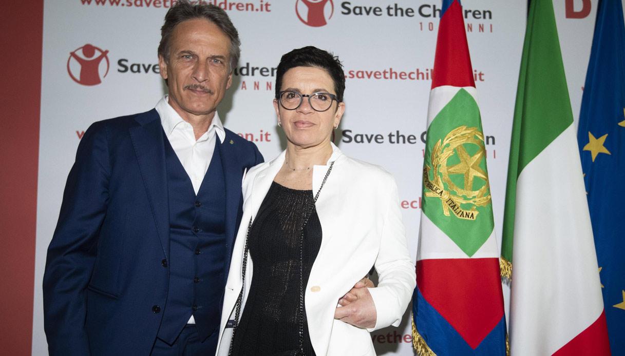 Cesare Bocci Daniela Spada