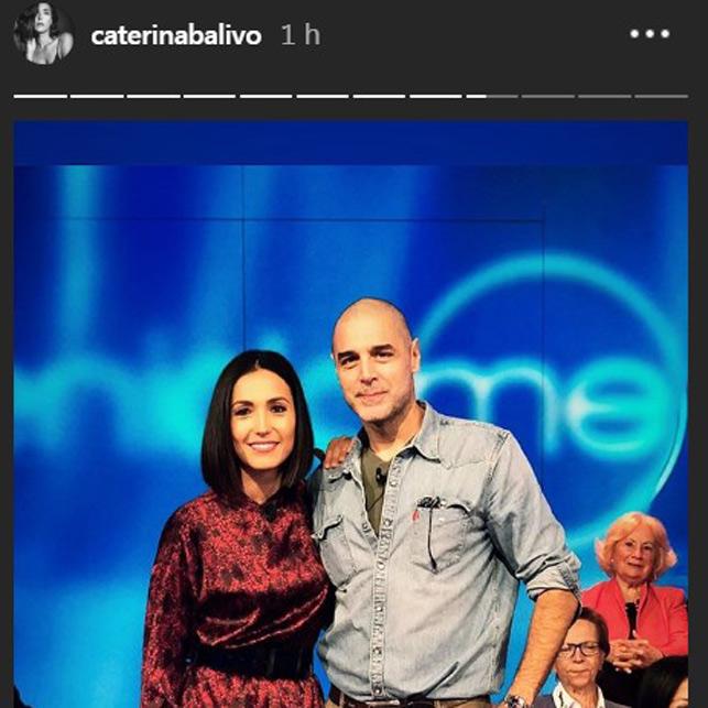 Caterina Balivo Daniele Pecci