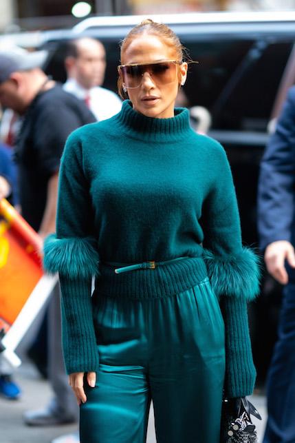 Jennifer Lopez: la pagella dei suoi look