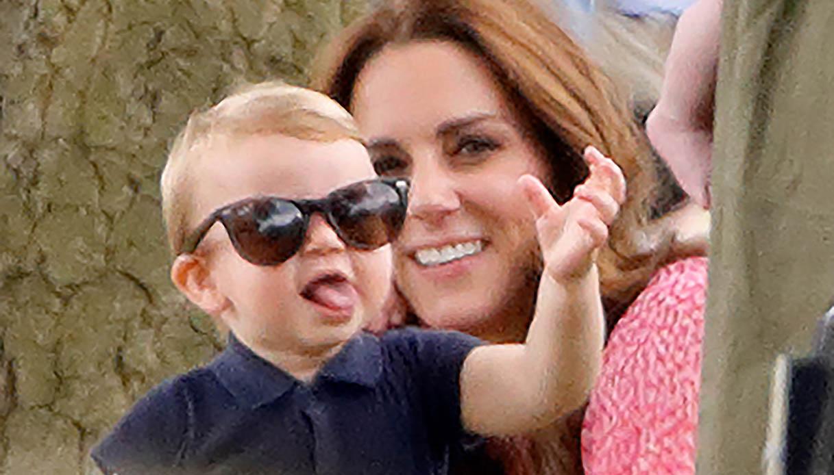 Kate Middleton e Louis