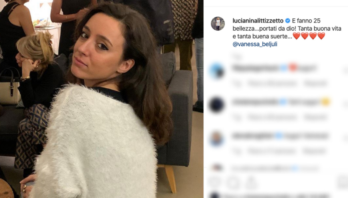 Luciana Littizzetto, la figlia Vanessa