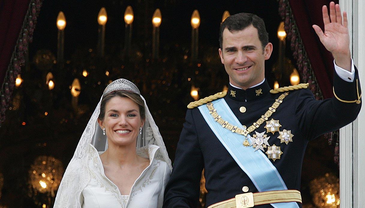 Matrimonio Letizia e Felipe