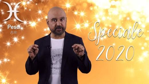 Pesci 2020: oroscopo dell'anno