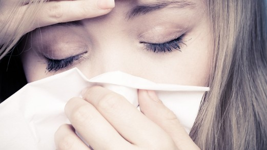 "I virus ""cugini"" dell'influenza: pioggia e freddo li aiutano"