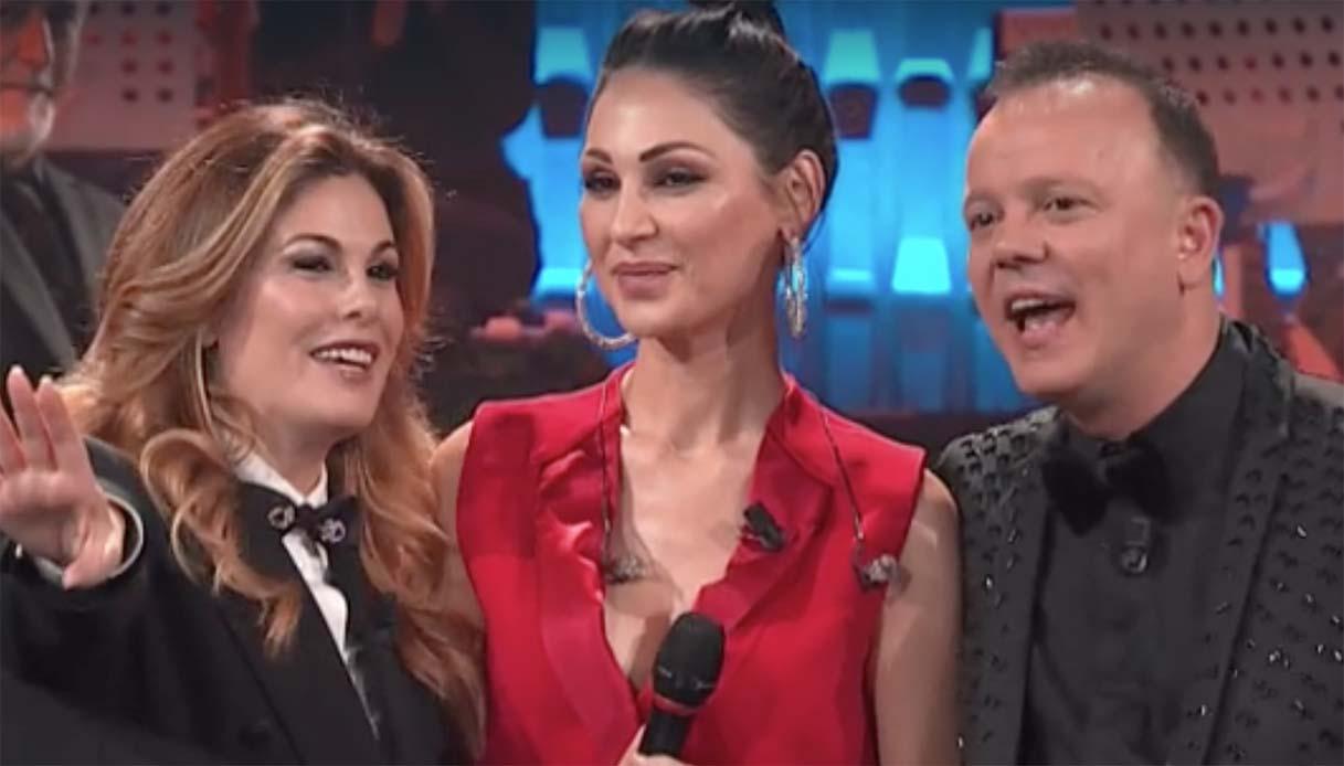 Gigi D'Alessio, Anna Tatangelo, Vanessa Incontrada