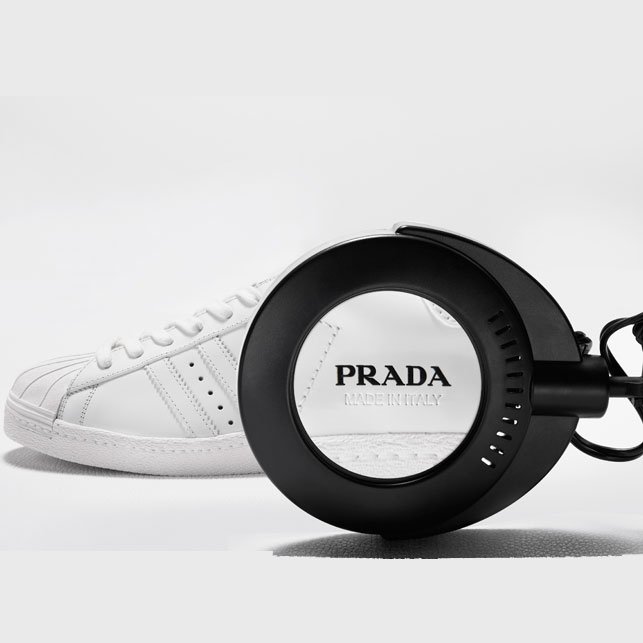 Prada for adidas Limited Edition - Photo Courtesy Adidas