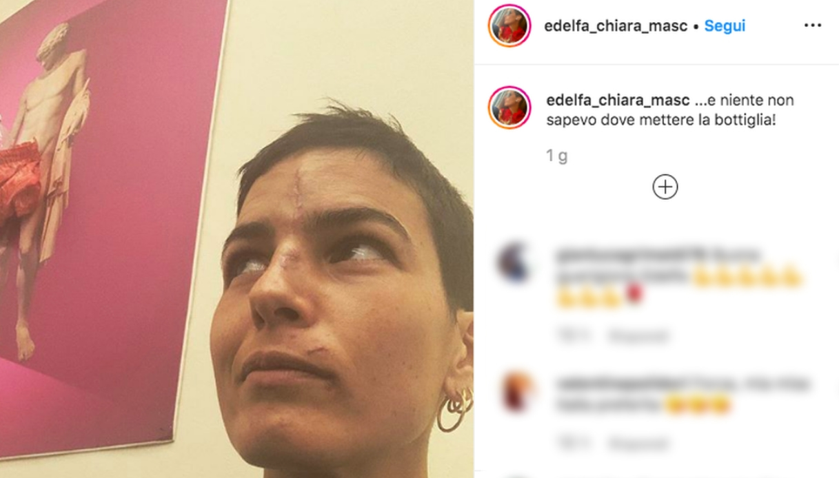 Edelfa Chiara Masciotta Instagram