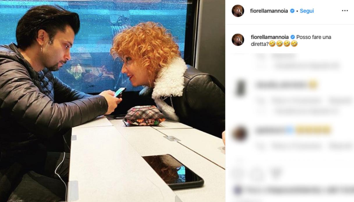 Fiorella Mannoia Instagram
