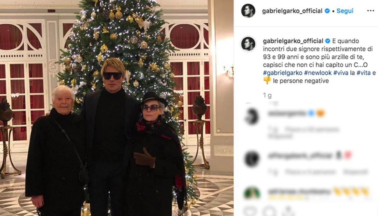 Gabriel Garko Instagram