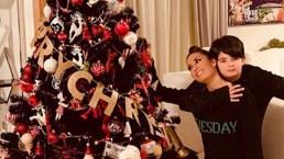 I vip e il Natale: alberi, decorazioni e gli auguri più belli