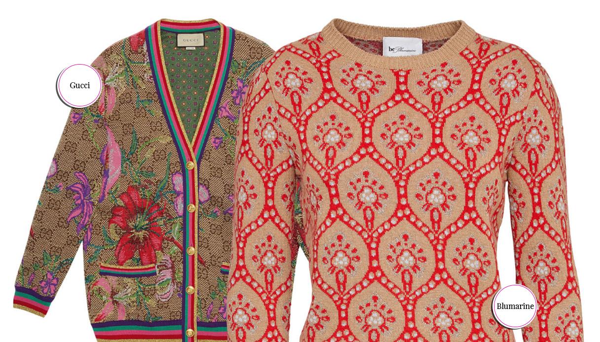 Un maglione chic per scaldarci durante le feste natalizie