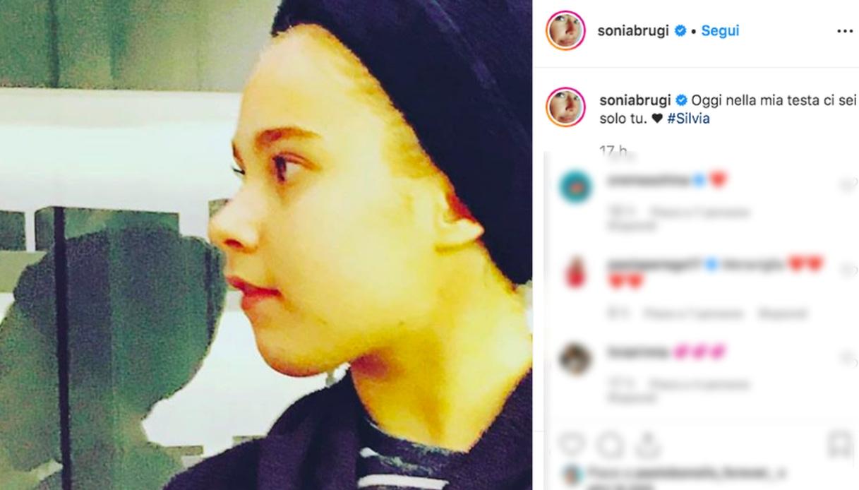 Il post di Sonia Bruganelli Instagram