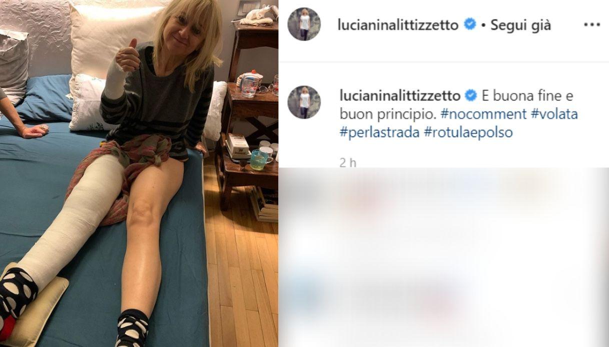 Luciana Littizzetto Instagram