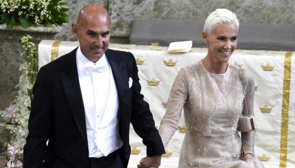 Mikael Bolyos, il marito di Marie Fredriksson