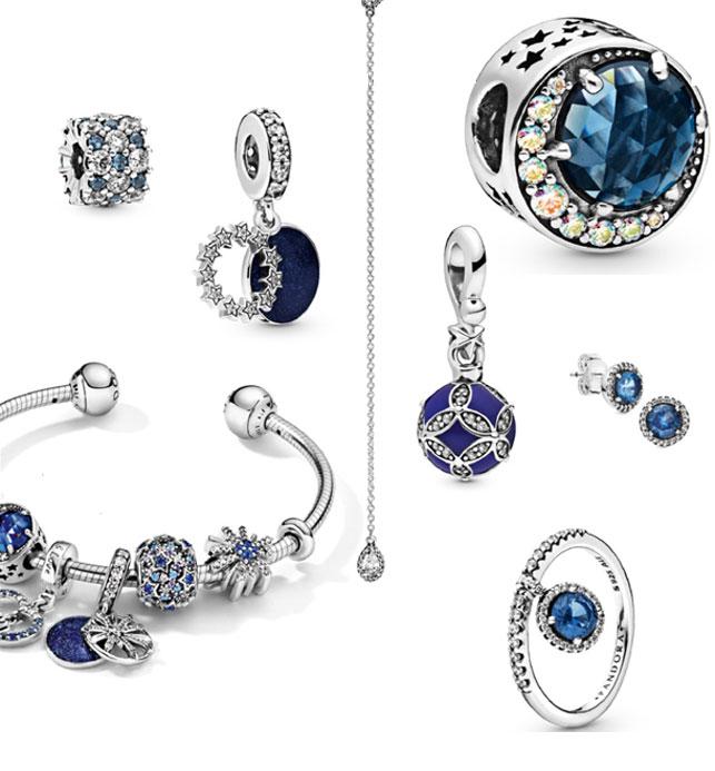 I gioielli di Pandora per il Natale