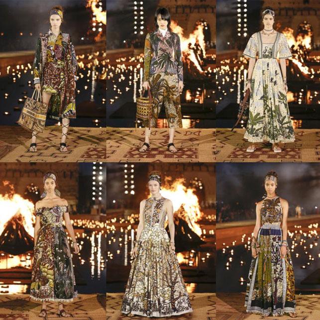Christian Dior la sfilata - Fonte Christian Dior