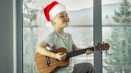 Il più bel regalo di natale per un bambino? Uno strumento musicale!
