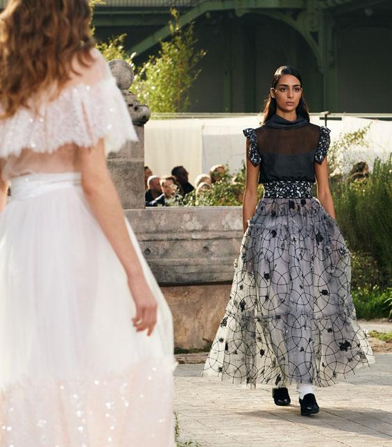 Chanel SS 2020 - Sfilate Parigi Haute Couture