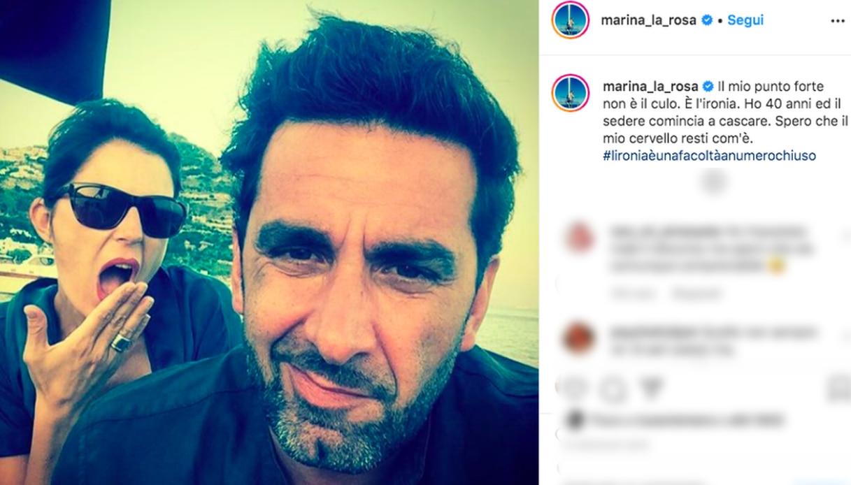 Guido Bellitti, il marito di Marina La Rosa