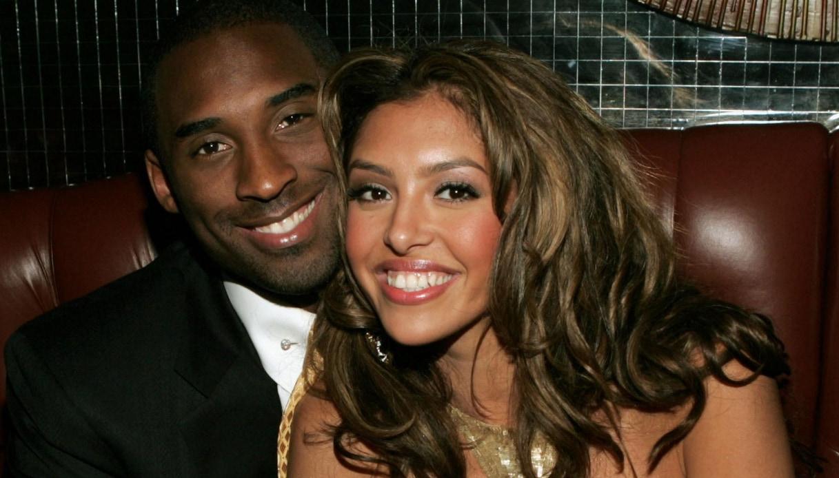 Vanessa Laine, la moglie di Kobe Bryant