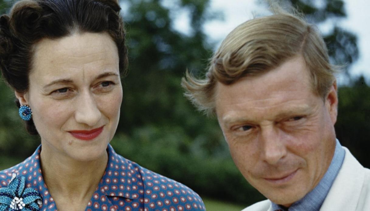 Wallis Simpson e re Edoardo VIII