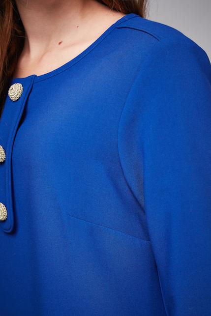 Come abbinare il blu: idee di look