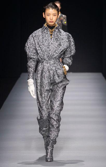 Alberta Ferretti - collezione autunno/inverno 2020/21 - Foto Courtesy Alberta Ferretti