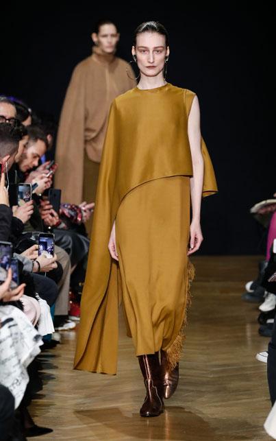 Calcaterra - Milano Fashion Week - fw 2020/21 - Foto Courtesy Calcaterra