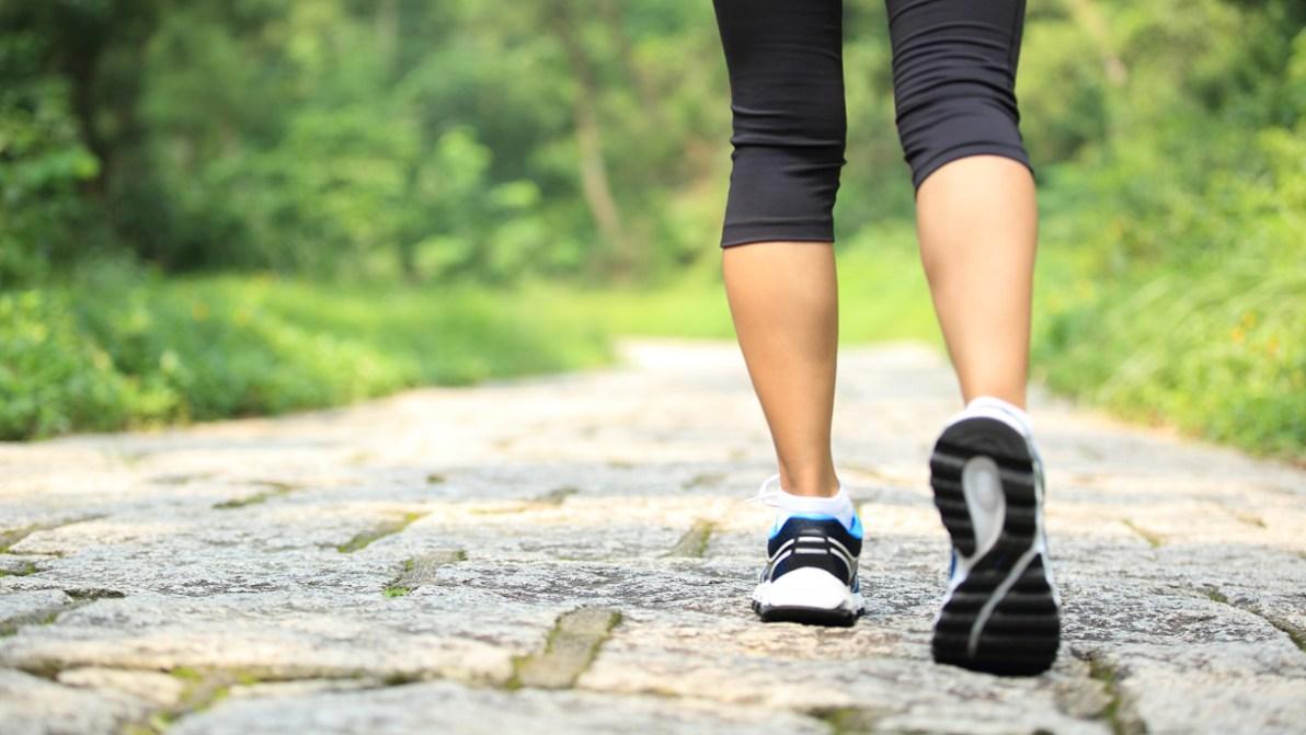 Camminare: i vantaggi