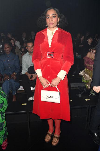 Il Parterre di Gucci -Credits: Getty Images