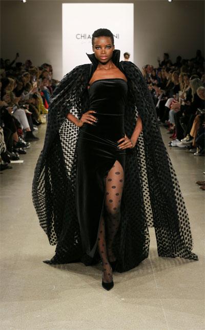 CHIARA BONI La Petite Robe FW 2021_NYFW