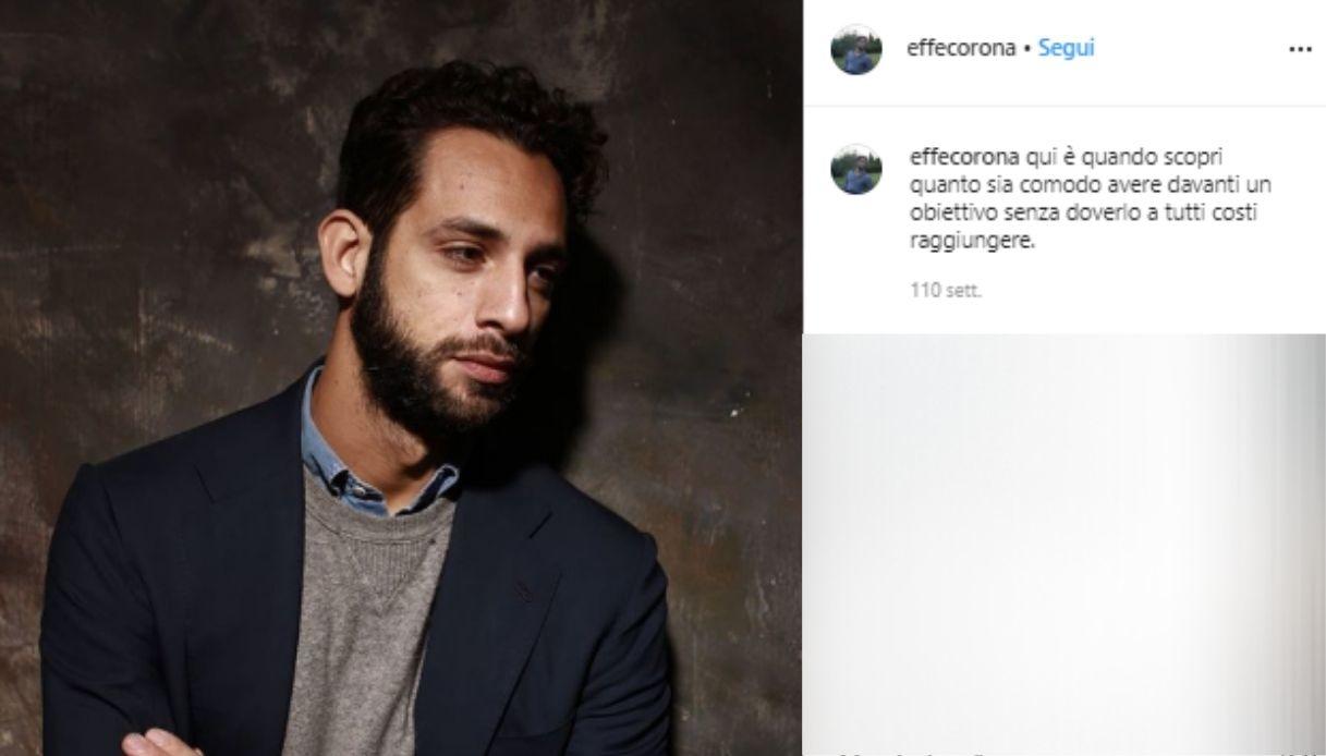 Federico Corona, fratello di Fabrizio