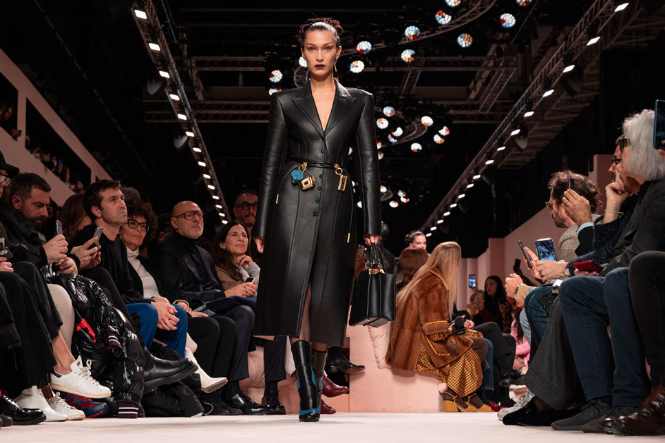 Fendi- fw 2020/21 - Gettyimages