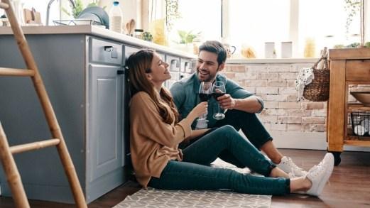San Valentino, come ristrutturare casa per vivere felici in coppia