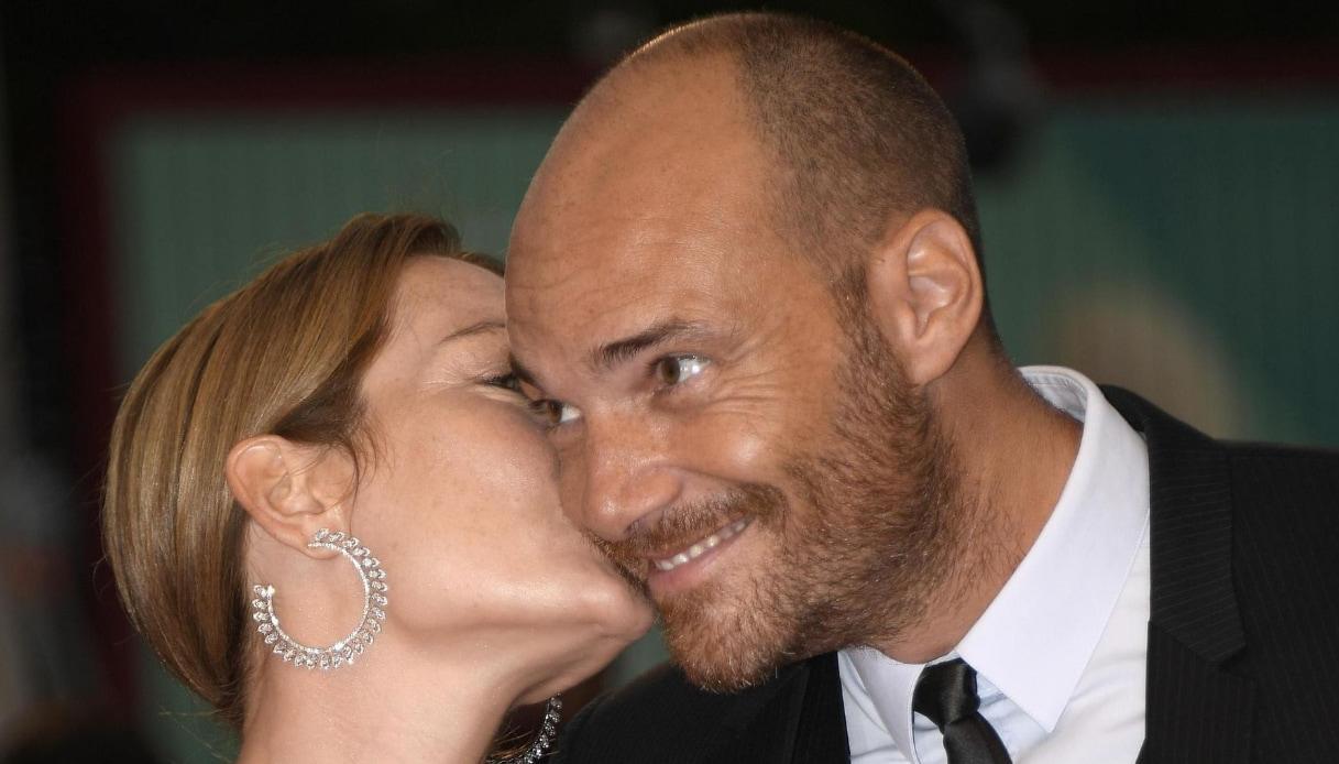 Andrea Pezzi e Cristina Capotondi