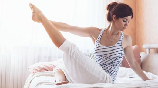 Coronavirus: cosa succede se non ti muovi e come mantenerti in forma a casa