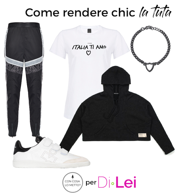 Tuta: come indossarla restando chic!