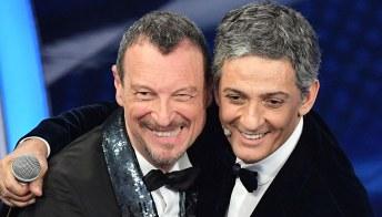 Sanremo 2021, confermati Amadeus e Fiorello. È toto-nomi sulle presentatrici