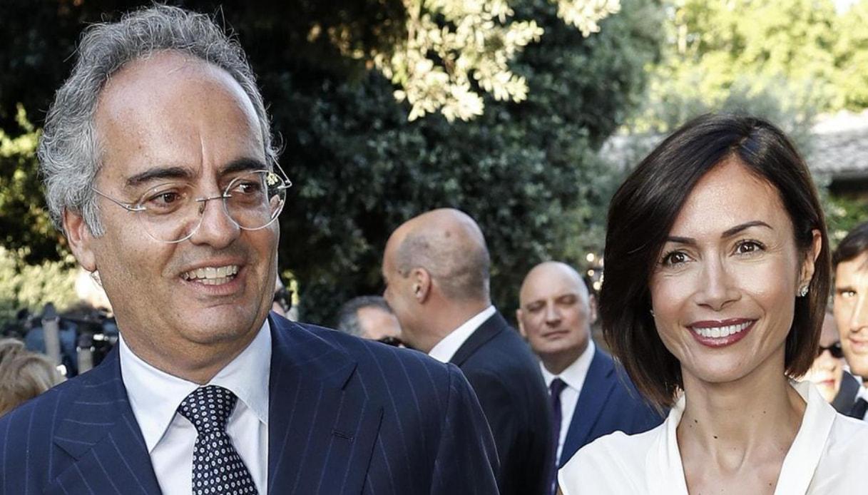 Mara Carfagna e il compagno Alessandro Ruben