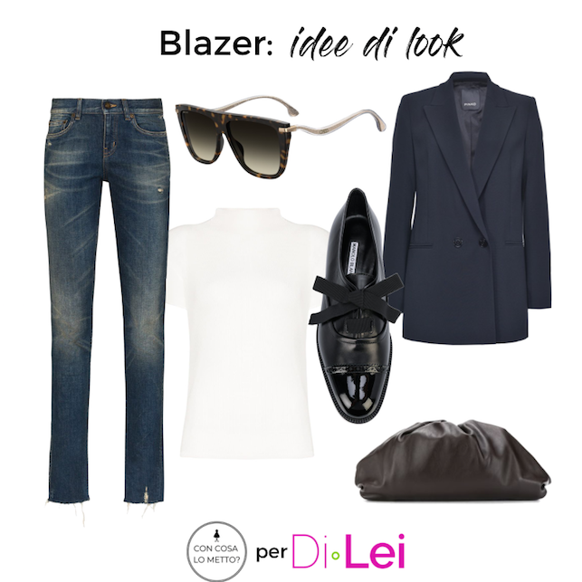 Blazer: idee su come indossarlo con stile