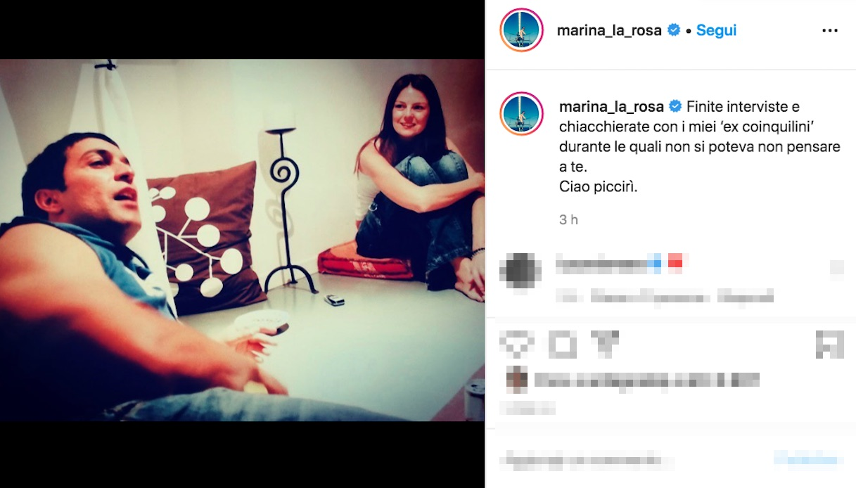 Marina La Rosa