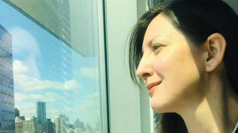 Annalisa Menin, rinascere a New York