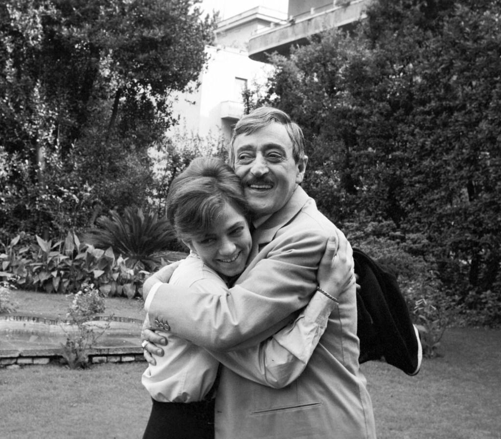 Rita Pavone e Totò
